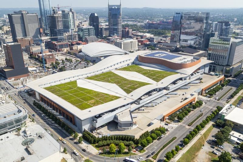 Nashville Tennessee Convention Center